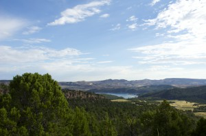 The Flaming Gorge - Some are impressed, others, like me, not so much...